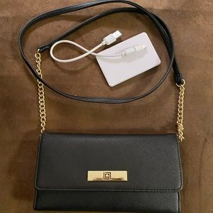 Crossbody w/ Phone Charger